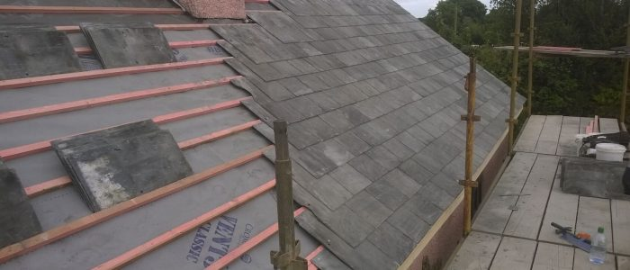New Roof Chester
