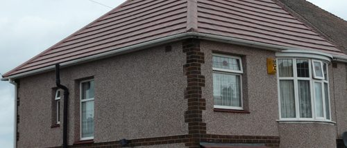 New Roof Hawarden