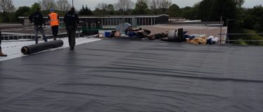 Commercial Roofing Firestone Rubber Chester