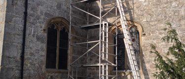 Heritage Roof - Llanberris Church