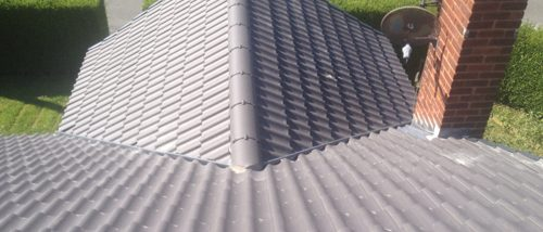 Residential Roof Works Wrexham After