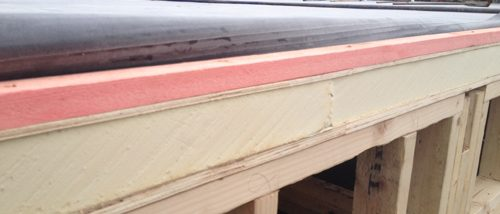 Warm Deck Roof Construction Wirral